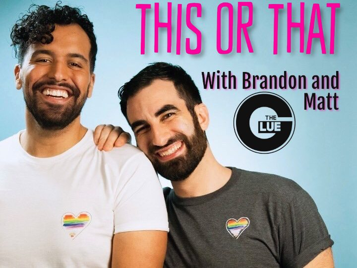 HOTTEST FILM MALE DUOS: THIS OR THAT with Brandon & Matt