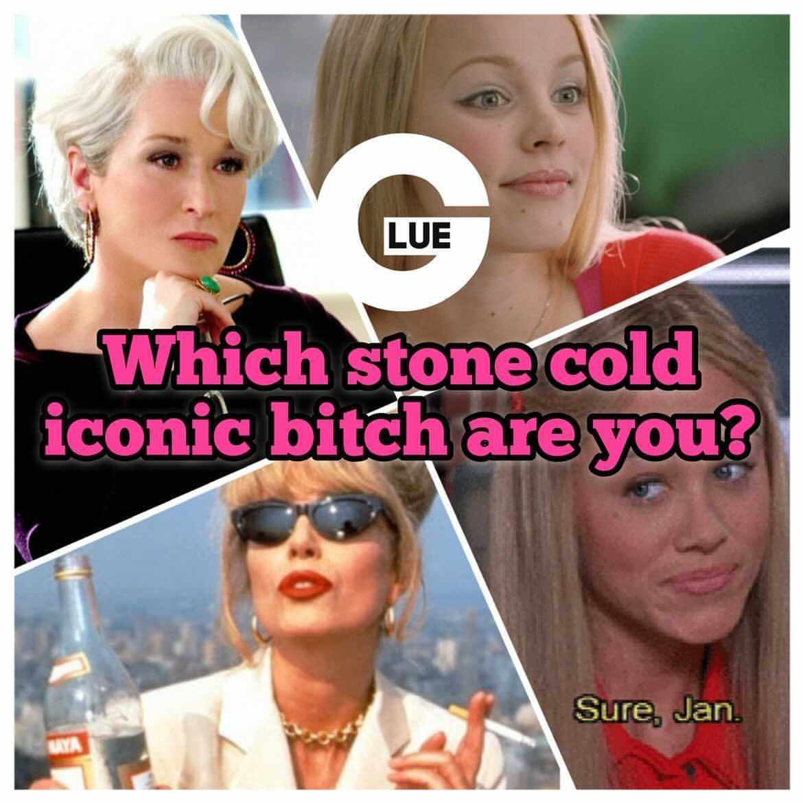 QUIZ: Which Iconic Stone Cold Bitch Are You?