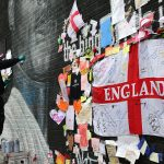 Artist repairs defiled Marcus Rashford mural and fans transform it into symbol of love and support