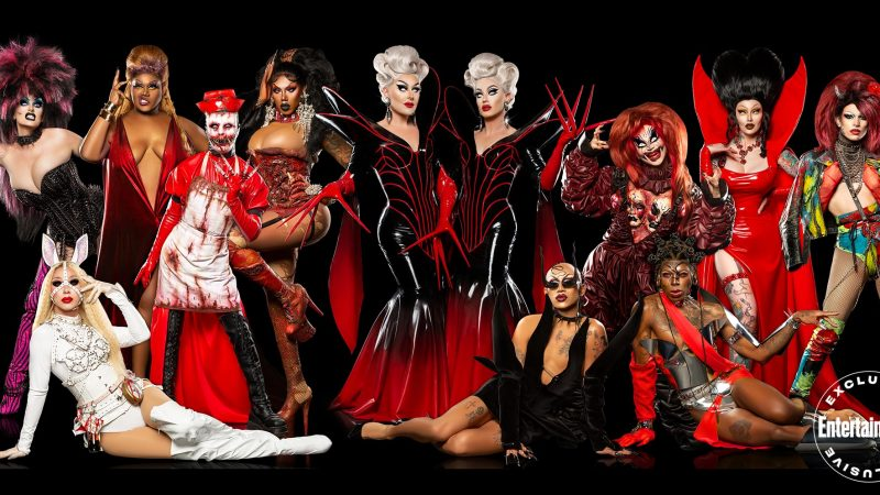 Dragula Season 4 monsters revealed… with a few spooky surprises