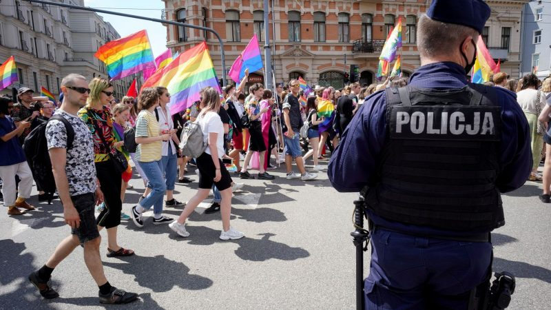 EU threatens to withhold €150 million in Polish aid unless they rescind LGBTQ-free zones