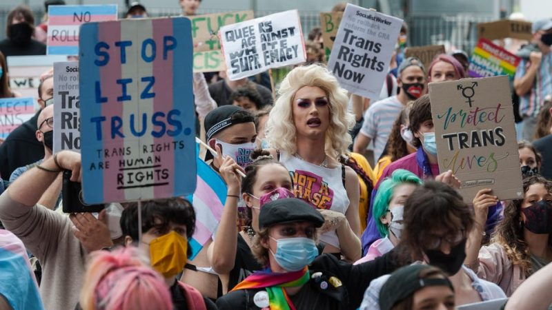 LGBTQ+ hate report names the UK along with Russia, Poland and Hungary due to widespread transphobia
