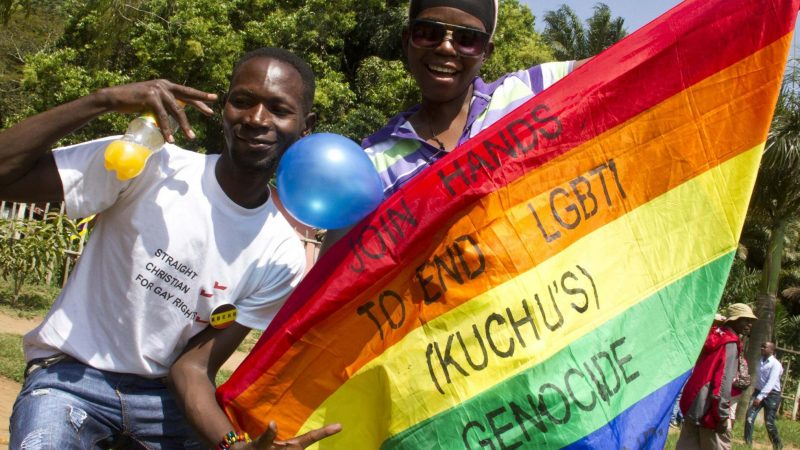 Government official in Uganda claims citizens seeking asylum to escape their anti-LGBT laws are liars