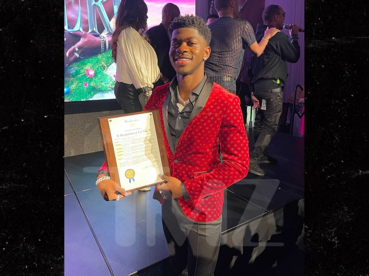 Lil Nas X given his own annual day in Atlanta