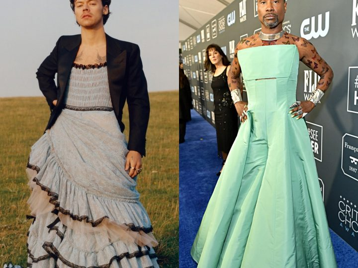 Billy Porter was no fan of Harry Style's Vogue cover