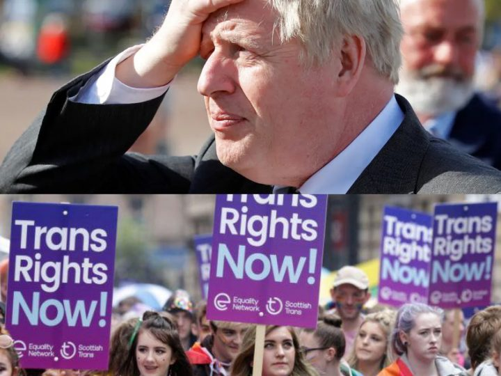 Boris Johnson sends letter of support to LGB Alliance as they hold conference