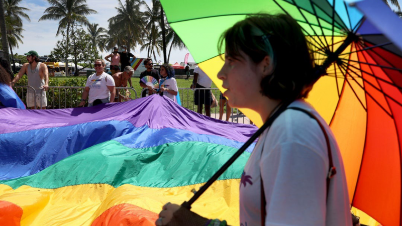 Pride flag now deemed 'too political' and banned by schools in numerous states