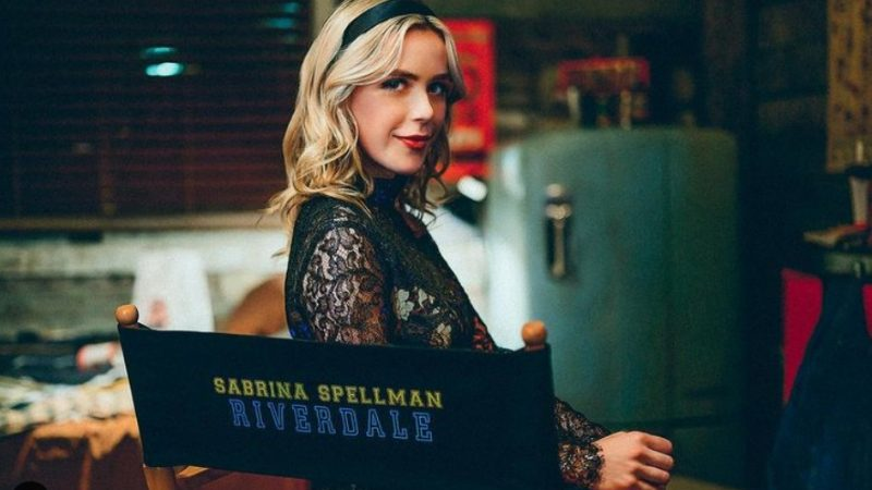 Riverdale/ Chilling Adventures of Sabrina crossover finally announced with Kiernan Shipka